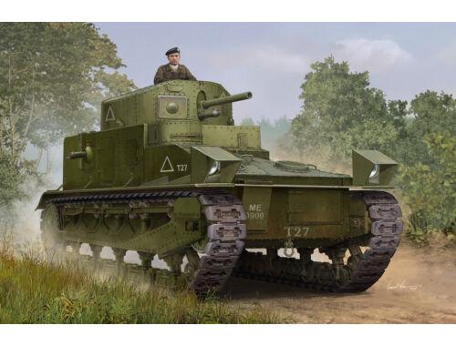 Hobby Boss Vickers Medium Tank MK I 1:35 (83878)