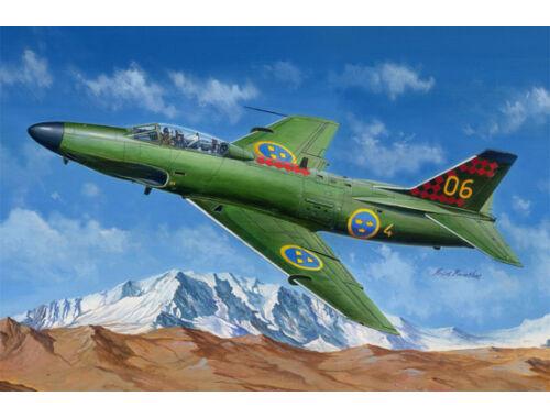 Hobby Boss SAAB J-32B/E Lansen 1:48 (81752)
