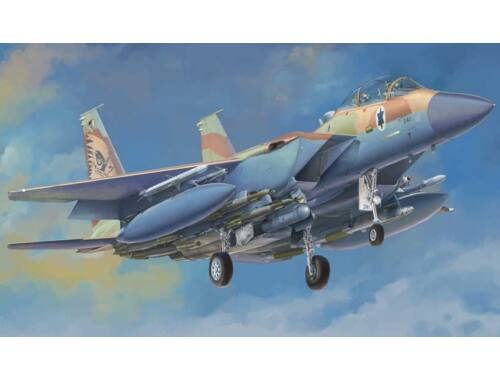 Lion Roar F-15I IAF Ra´am HOT NEW 1:48 (L4816)