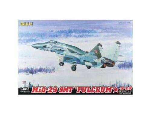 """Lion Roar MiG-29 SMT """"Fulcrum"""" 1:48 (L4818)"""