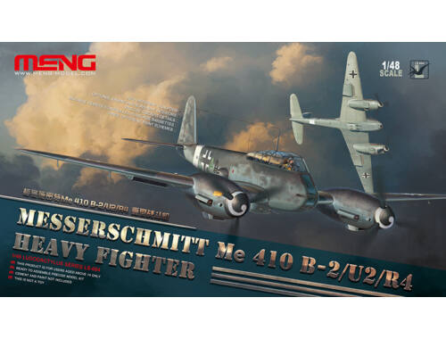 Meng Messerschmitt Me 410B-2/U2/R4 Heavy Figh 1:48 (LS-004)