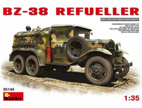 Miniart BZ-38 Refueller 1:35 (35145)