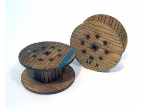 Plus Model Cacle reels-big 1:35 (456)