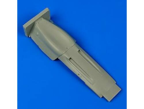 Quickboost Fw 190D-9 gun cover-eartly for Hasegawa 1:32 (32177)