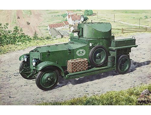 Roden British Armoured Car (Pattern1920 Mk.I) 1:72 (731)