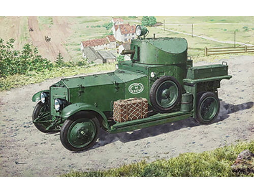 Roden British Armoured Car (Pattern1920 Mk.I) 1:72 (731)