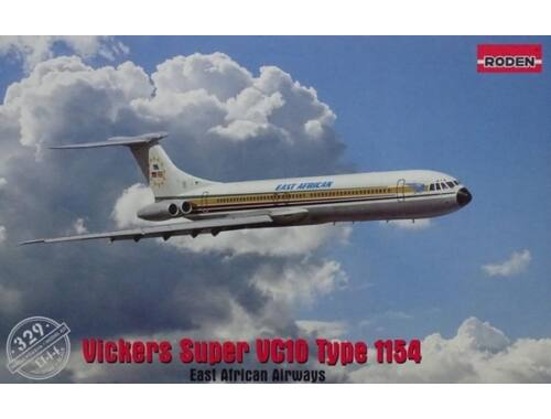 Roden Vickers VC-10 Super Type 1154 1:144 (329)