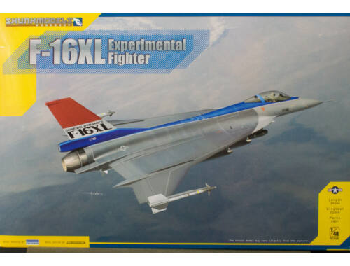 Skunkmodel F-16XL Experimental Fighter 1:48 (48026)
