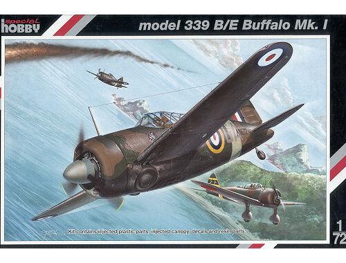 Special Hobby Model 339C/D Buffalo Mk.I 1:32 (32013)