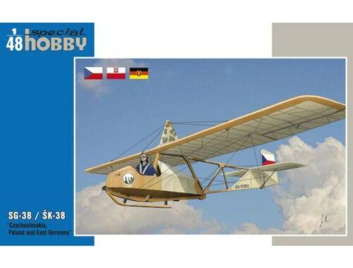 Special Hobby SG-38/SK-38 Czechoslovakia,Poland a.East Germany 1:48 (48139)