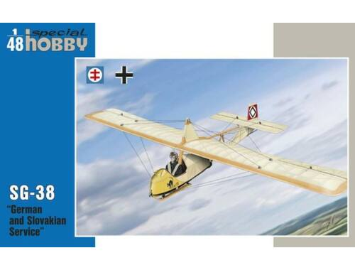 Special Hobby SG-38 German and Slovak Service 1:48 (48141)