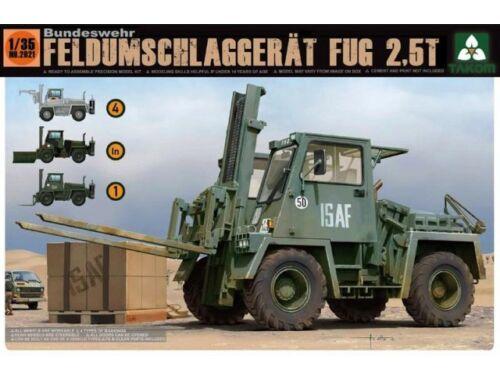 Takom Bundeswehr Feldumschlaggerät FUG 2,5T 1:35 (2021)