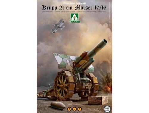 Takom Krupp 21 cm Mörser 10/16 1:35 (2032)