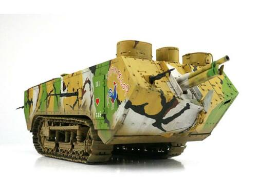 Takom French Heavy Tank St.Chamond Early Type 1:35 (2002)