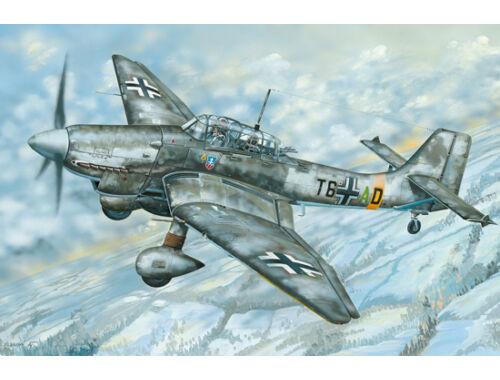 Trumpeter Junkers Ju-87D Stuka 1:32 (3217)