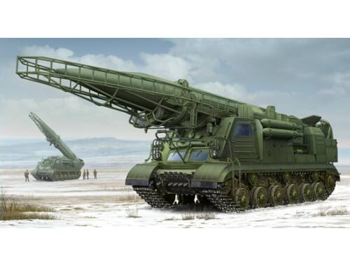 Trumpeter Ex-Soviet 2P19 Launcher w/R-17 Missile 1:35 (1024)