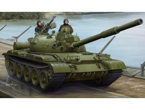 Trumpeter Russian T-62 Mod.1975 (Mod.1972 KTD2) 1:35 (01552)