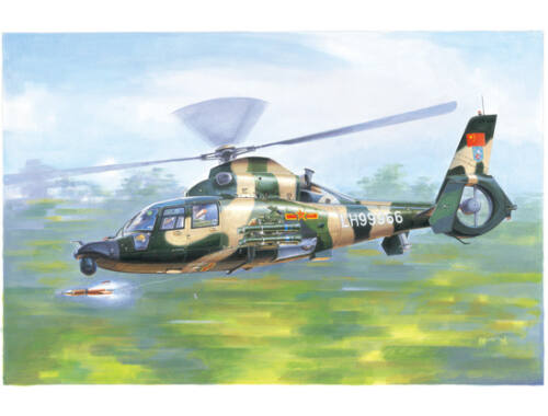 Trumpeter Chinese Z-9WA Helicopter 1:35 (5109)
