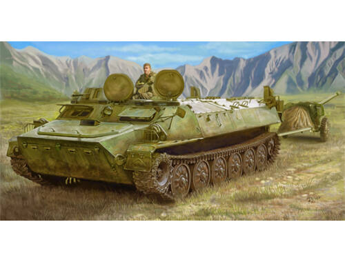 Trumpeter Soviet MT-LB 1:35 (5578)
