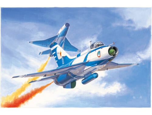 Trumpeter J-7GB Fighter 1:48 (02862)