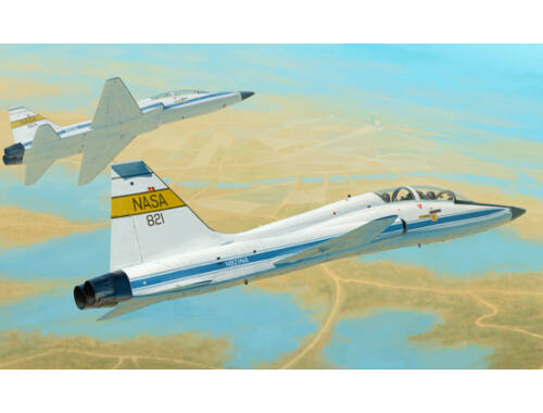 Trumpeter US T-38C Talon (NASA) 1:48 (02878)
