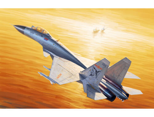 Trumpeter Chinese J-15 1:72 (1668)
