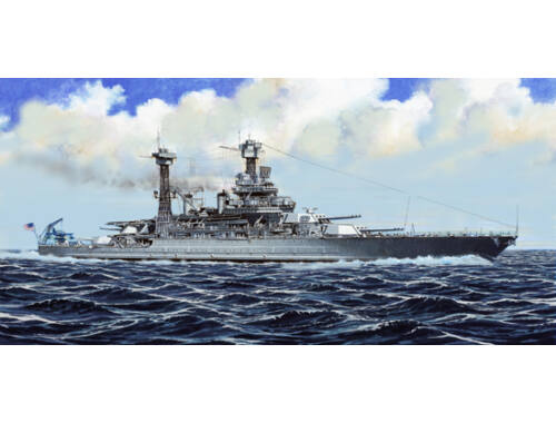 Trumpeter USS California BB-44 1941 1:700 (5783)