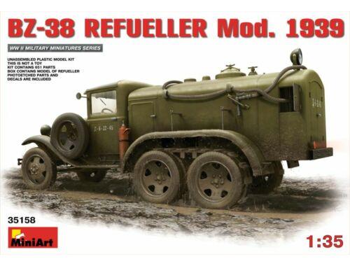 Miniart BZ-38 Refueller Mod.1939 1:35 (35158)