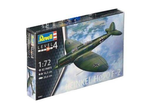 Revell Heinkel He70 F-2 1:72 (3962)