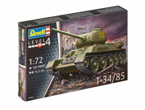 Revell T-34/85 1:72 (3302)