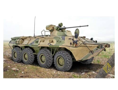 ACE BTR-80A Soviet APC 1:72 (72172)