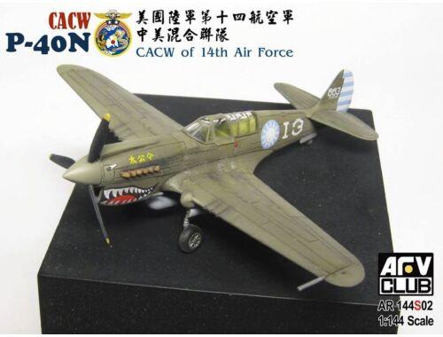 AFV Club CACW P-40N 1:144 (AR144S02)