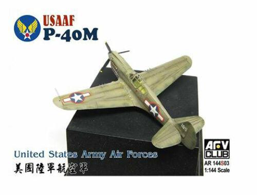AFV Club USAAF P-40M 1:144 (AR144S03)