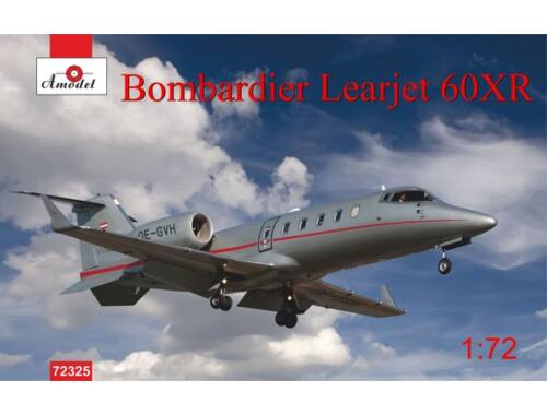 Amodel Bombardier Learjet 60xR 1:72 (72325)