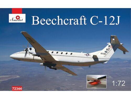 Amodel Beechcraft C-12J 1:72 (72344)