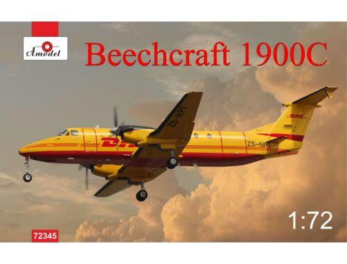 Amodel Beechcraft 1900C DHL 1:72 (72345)