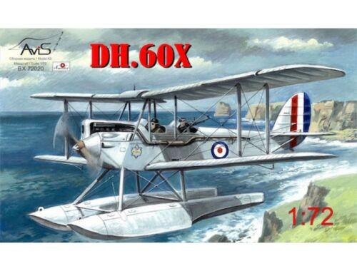Avis DH-60X floatplane 1:72 (72020)