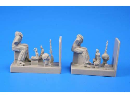 CMK Soviet Tank Desant Troops, part 1 (2 figures) 1:48 (F48293)