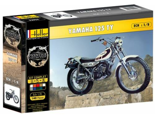 Heller Model Set Yamaha TY 125 1:8 (52994)