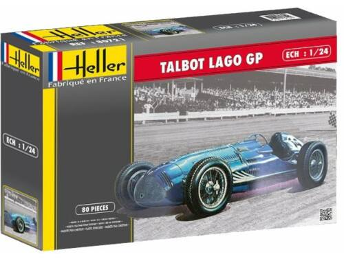 Heller Talbot Lagot GP 1:24 (80721)