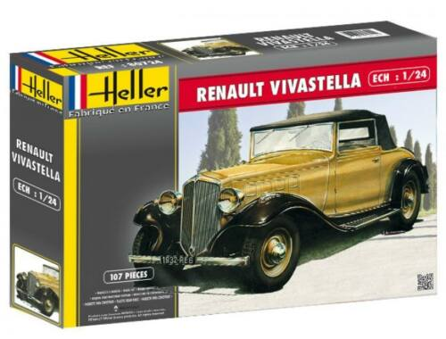 Heller Renault Vivastella 1:24 (80724)