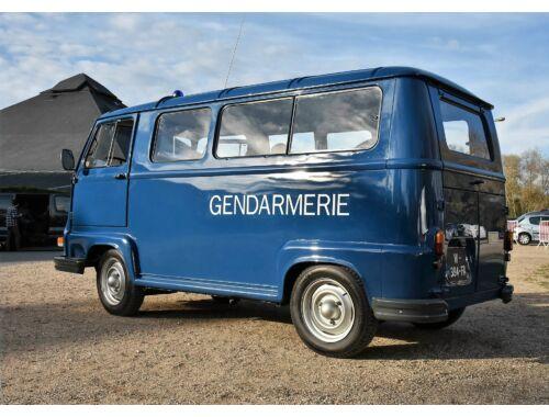 Heller RENAULT Alouette Gendarmerie New Mould 1:24 (80742)