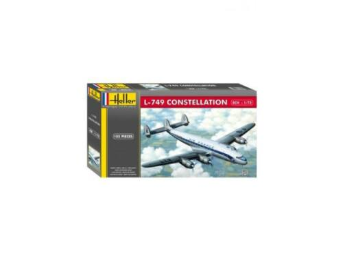 Heller L-749 Constellation A.F. 1:72 (80310)