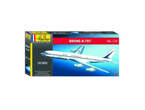 Heller B-707 AF 1:72 (80452)