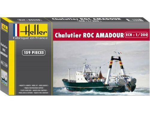 Heller ROC AMADOUR - BODASTEINUR Twinset 1:200 (80608)