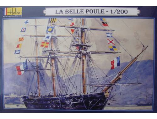 Heller La Belle Poule 1:200 (80838)