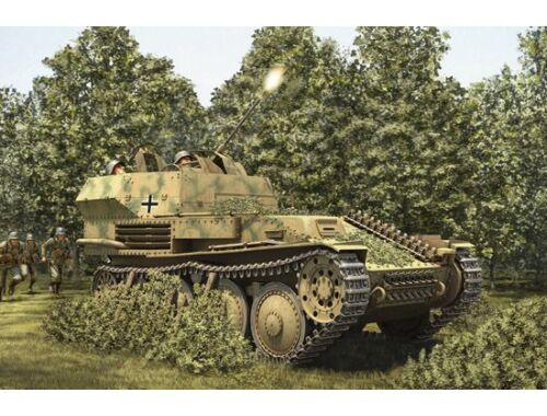 Hobby Boss German 2cm Flak 38 Pz.Kpfw.38 (t) 1:35 (80140)