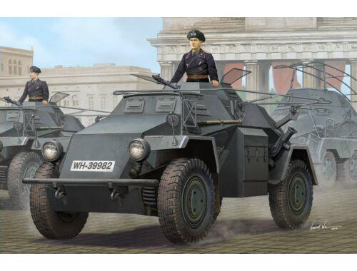 Hobby Boss German Sd.KFZ.223 Leichter Panzerspahwag (1ST Series) 1:35 (83817)