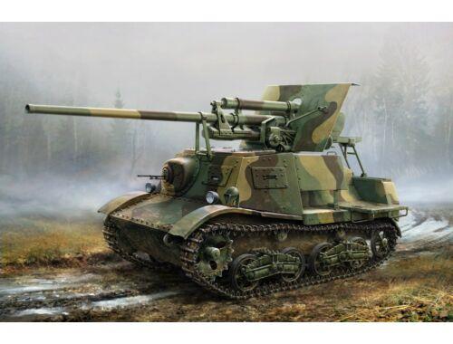 Hobby Boss Soviet ZIS-30 Light Self-Propelled Anti- -Tank Gun 1:35 (83849)