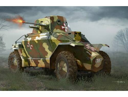 Hobby Boss Hungarian 39M CSABA Armored Car 1:35 (83866)